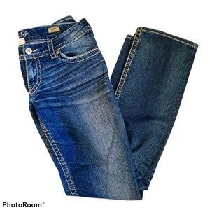Vintage Silver Jeans Suki midrise straight size 32